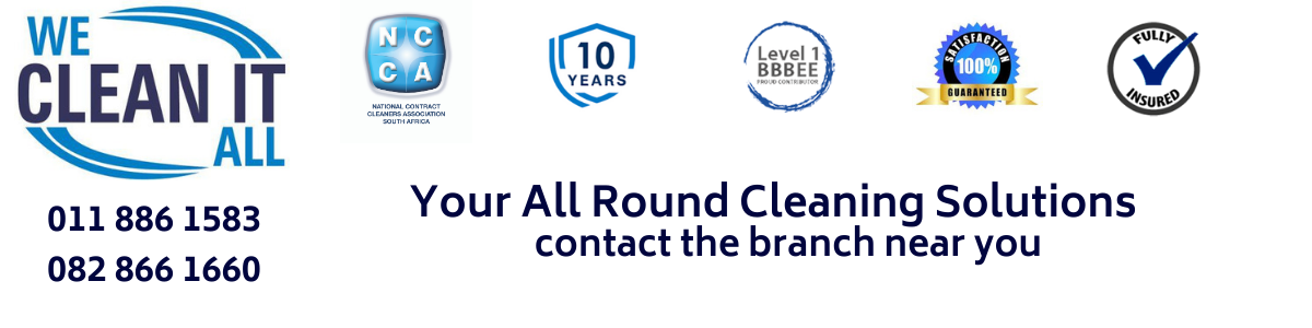 Your All Round Cleaning Solutions